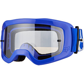 Fox Main II Race Goggles Jongeren, blue